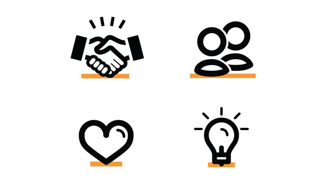 EQT value Icons