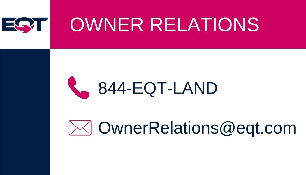 Contacting Owner Relations Section Photo